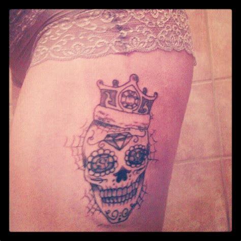 Go With Tarina Tarantios Skull Tiara by My Sugar Skull Tat Skull Crown Oh The Places