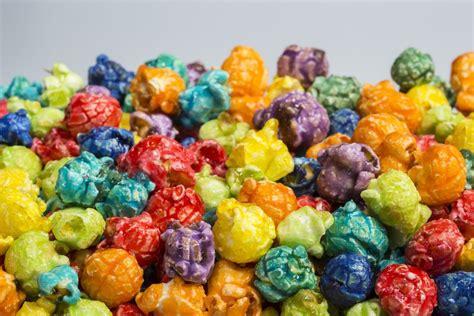 colorful popcorn confetti popcorn colored popcorn colorful popcorn