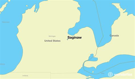 map of saginaw mi where is saginaw mi saginaw michigan map worldatlas