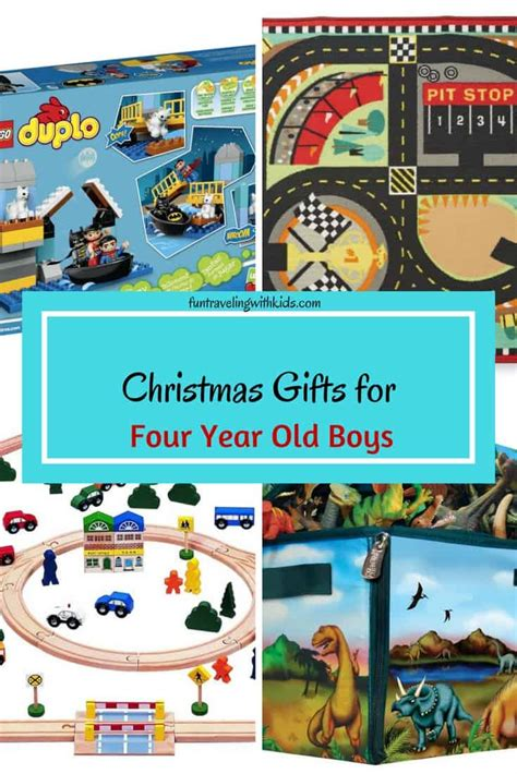 4 year old boys gifts for christmas 2018 gifts for four year boys traveling with