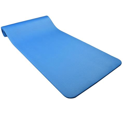 8mm Mat by 8mm Non Slip Exercise Sport Fitness Pilates Workout