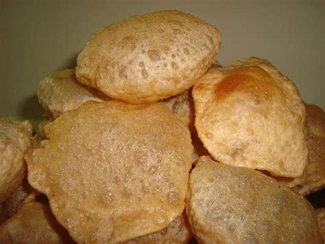 Puri Puri puri food