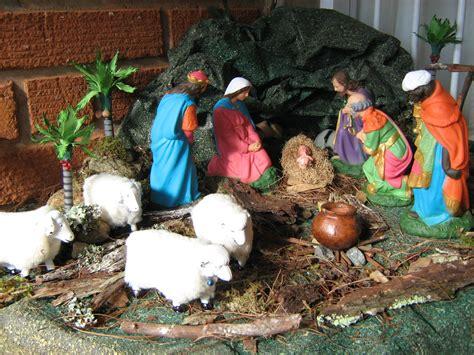 imagenes del nacimiento de jesus reciclado historia del pesebre 161 que viva la navidad