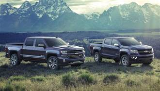 2018 chevy silverado and colorado centennial editions