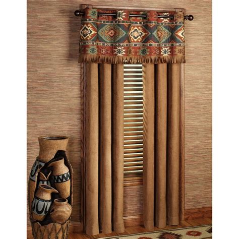 Southwestern Style Curtains 36 Best Images About Southwest Home Decor On Western Homes Sedona Arizona And Adobe
