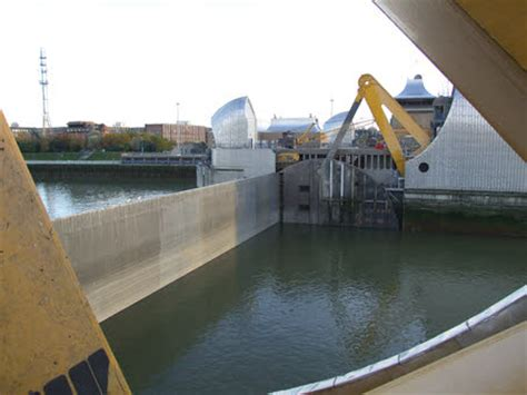 thames barrier scheduled closure hertford district lva visit the thames barrier