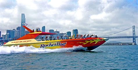 speed boat tours in san francisco rocket boat tour san francisco bay off we go pinterest