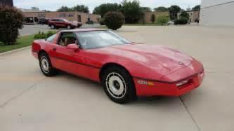 Car Covers For 1985 Corvette Used Corvettes For Sale 1985 Chevrolet Corvette Coupe