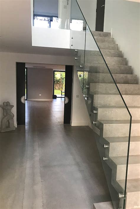 glass balustrades  stevenage st albans stevenage