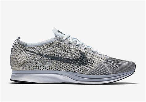 Best Seller Nike Flyknit Racer Platinumgrey Sneakers Pria Sepatu nike flyknit racer platinum 862713 002 sneakernews