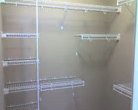 Wire Shelving Systems For Closets Closet Wire Shelving Installation