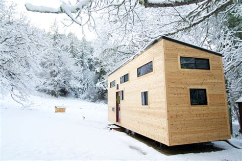 Small House Plans Minnesota Tiny House Living How Two Families Made It Work Teenagers