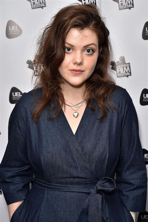Georgie Henley | georgie henley quot access all areas quot premiere in london uk