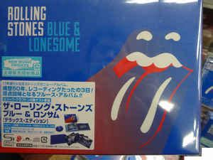 Cd The Rolling Stones Blue Lonesame the rolling stones blue lonesome cd album at discogs