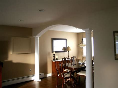 Best Arch Designs Living Room by How To Build A Dining Room Arch Hgtv