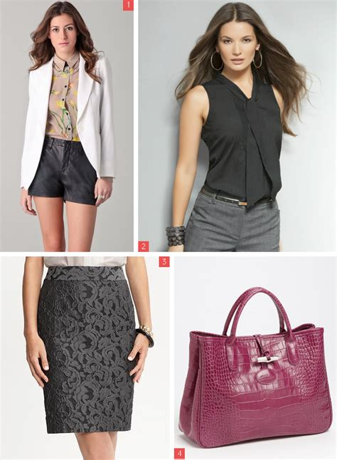 stylish office wear must haves workchic