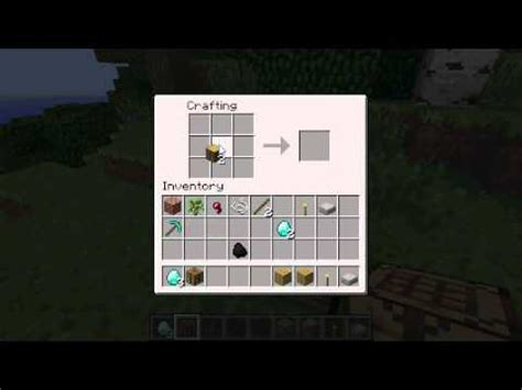 How To Make A Minecraft Pickaxe Out Of Paper - how to make a pickaxe in minecraft
