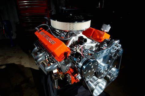 383 stroker high performance crate engines