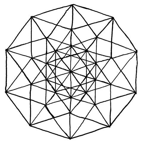 How To Draw Hypercube