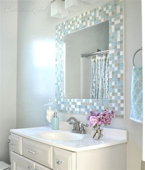 diy mirror projects trending diy mirror projects reflect a larger space decorating your small space