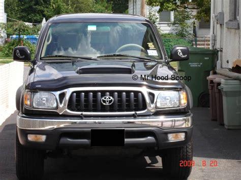 Toyota Tacoma Scoop Toyota Tacoma Scoop Hs009 By Mrhoodscoop
