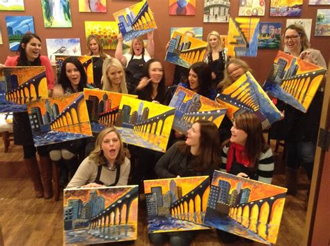 paint with a twist midtown canvas painting and wine omaha best painting 2018