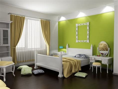 living room painted green make your house