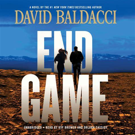 end game lyrics audio end game audiobook by david baldacci