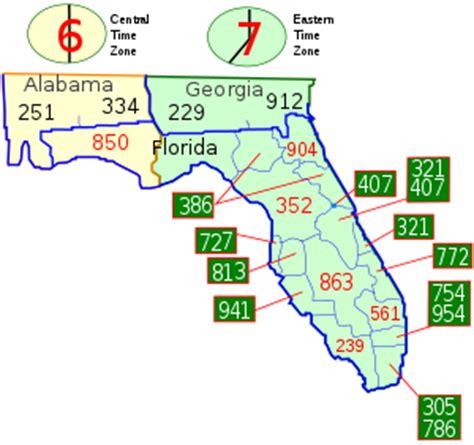 Area Code 904 Lookup Area Code 239