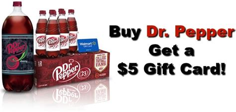 Walmart Gift Card Limit - free walmart gift card wyb dr pepper consumerqueen com oklahoma s coupon queen