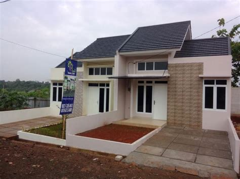 desain rumah yg cantik rumah dijual rumah murah desain cantik free biaya2 di
