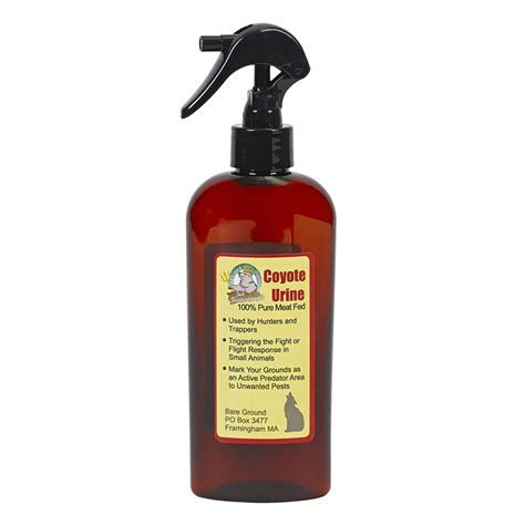 urine repellent shop just scentsational coyote urine 8 fl oz organic animal repellent at lowes