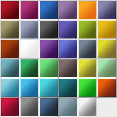 photoshop cs3 gradient tutorial adobe cs3 gradients photoshop styles and gradients