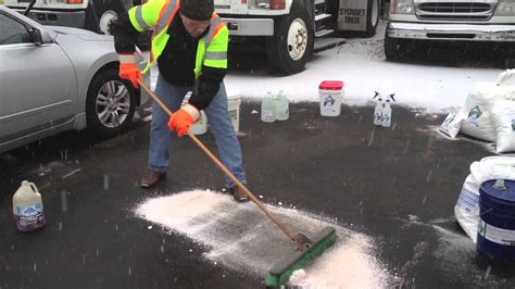 Spilled Gas In Garage by Clean And Remove From Asphalt Cement Soil