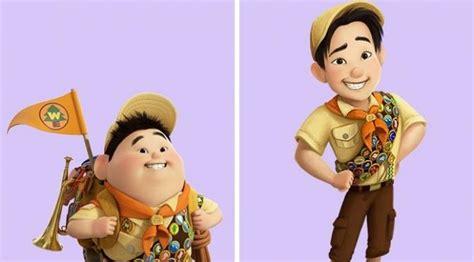 foto tato tokoh kartun begini jadinya bila tokoh kartun anak anak menjadi dewasa