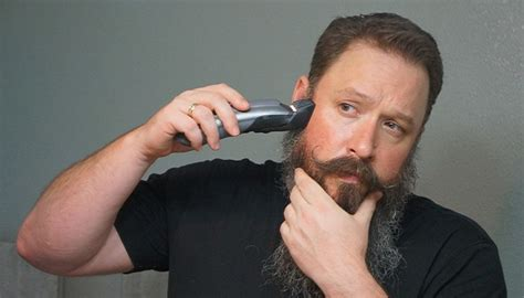 trimming womens sideburns how to trim your beard and still be manly manly