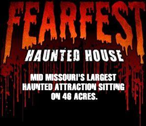 Haunted Houses Columbia Mo by Columbia Missouri Haunted House Fearfest Missouri