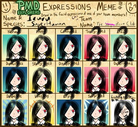 Expressions Meme - izuru kamukura junko x related keywords suggestions