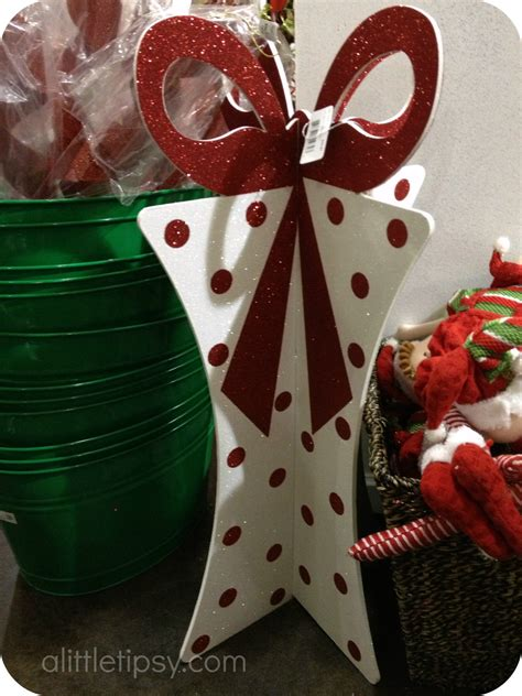 deck the holiday s diy christmas present decor