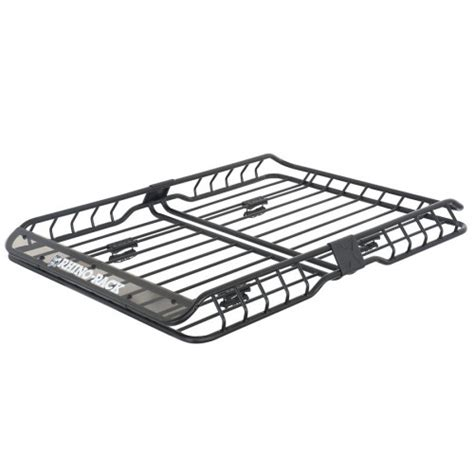 Large Roof Rack by Rhino Rack Roof Mounted Basket Xtray Large