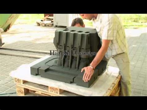 foundry pattern making youtube 9 prometal rct rapid prototyping and digital sand casting