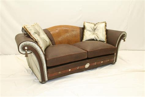 Cool Leather Sofas Western Furniture Cool Custom Leather Sofas