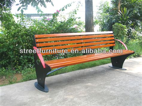 park bench prices perforated park bench with steel frame cheap park bench