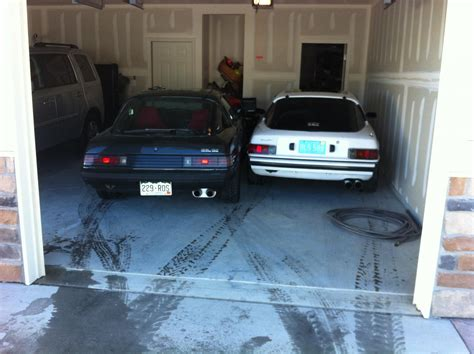 Dimensions Of A Three Car Garage 3 Cars In A 2 Car Garage Rx7club Com Mazda Rx7 Forum