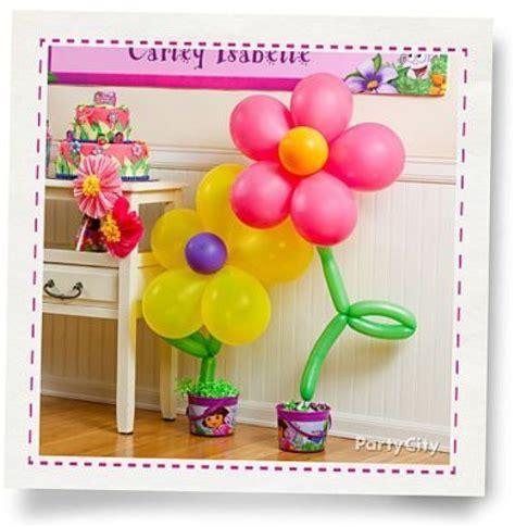 decorar con globos cumpleaños infantiles ideas para decorar cumplea 241 os con globos globos