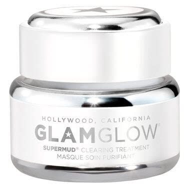 Glam Glow Supermud Clearing Treatment supermud clearing treatment glamglow mecca