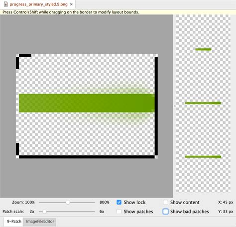 Drawing 9 Patch create resizable bitmaps 9 patch files android developers