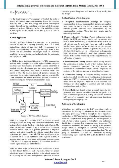 test pattern generator using lfsr for bist implementation of low power test pattern generator using lfsr