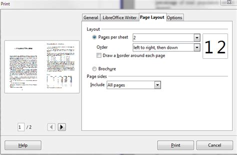 Book Layout Libreoffice   micropublishing tips 1 save paper on 6 215 9 review drafts