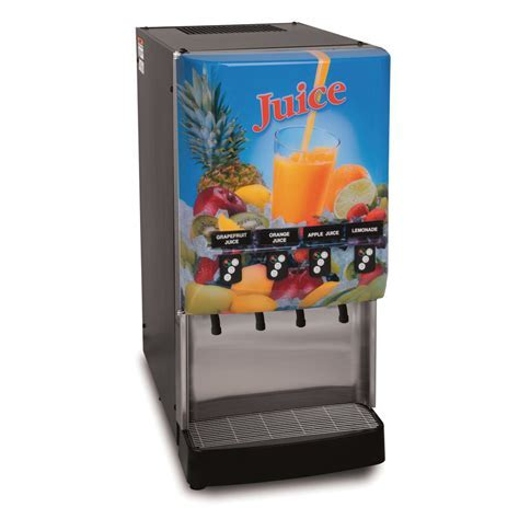 Bunn 37300.0023 4 Flavor Frozen Juice Machine with Display